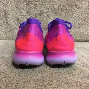 Nike Shoes - Nike Free Flyknit Women's Running Shoes